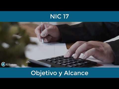 NIC 17 - Objetivo y Alcance
