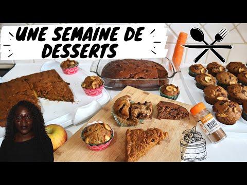 une-semaine-dans-mon-assiette-🍪-idÉes-de-desserts-sains-et-rapide-🍰-manger-vegan-|-nellygdeugoue