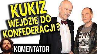 Nie Do Wiary: Kukiz 15 Przejdzie do Konfederacji do PSL Przez Konflikt z PSL? - Analiza Komentator