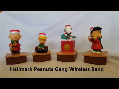 Hallmark Peanuts Gang Wireless Band