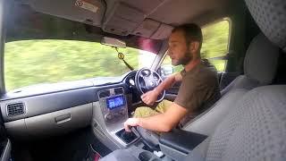 Manual transmission stock subaru forester test drive