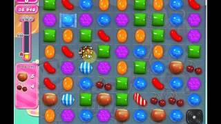 Candy Crush Saga Level 1210 Completed. No Booster