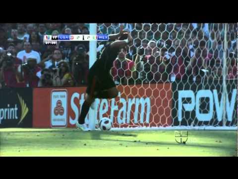 Mexico vs USA 4-2 Final Copa Oro 2011 HD