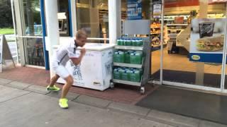 Ice Bucket Challenge mit Oliver Pocher