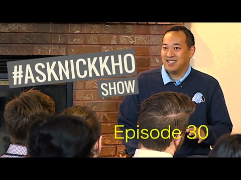 Financial Services Sales Training Mastermind | #AskNickKho Episode 30