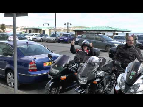 Isle Of Man Motorbike Tour Spring 2014 (part 1)