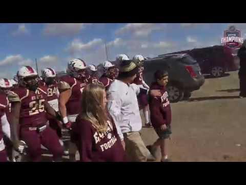 2018 Eureka College Football Season in Review