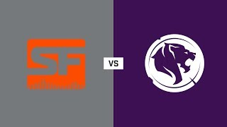 Full Match | San Francisco Shock vs. Los Angeles Gladiators | Stage 1 Week 1 Day 4