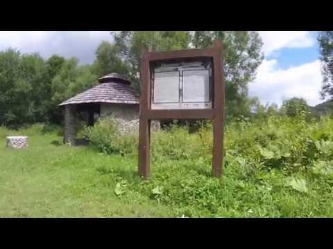 W Bieszczdach rowerem przez dawne wsie