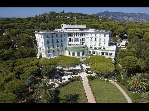 Grand-Hotel De Cap-Ferrat [ Drone ] Casey Neistat