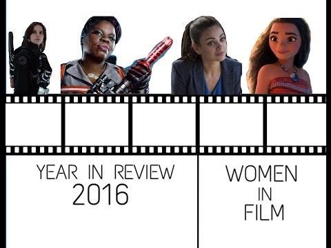 Women in Film: 2016 in Review
