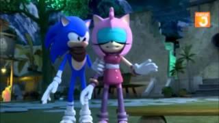 Sonic le confezara a Amy en Sonic Boom?!