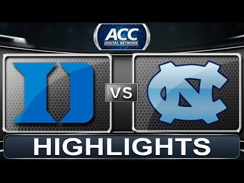 Duke vs North Carolina | 2014 ACC Basketball Highlights ...