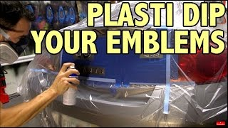 Plasti Dip Your Emblems and Grille - The Complete Guide