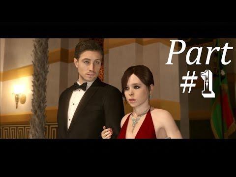Beyond Two Souls: Embassy - Gameplay Walkthrough (PS3)