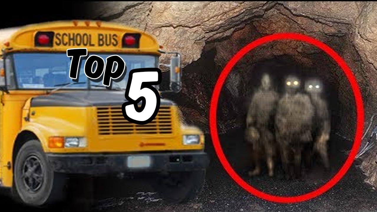 5 Chuyến Xe Buýt Đến Từ Địa Ngục