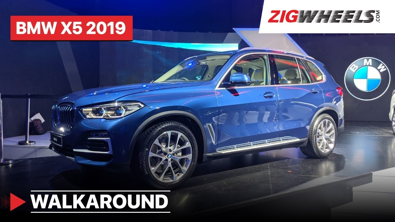 BMW X5 Price, Images, Mileage, Colours, Review in India