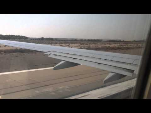 Fly Dubai Take Off from Kuwait International Airport