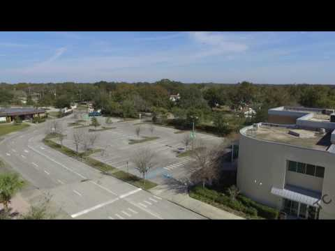 Tampa Catholic High School by Drone