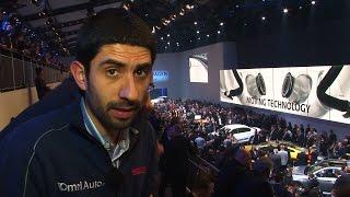 La notte del Gruppo Volkswagen | Salone di Ginevra 2015