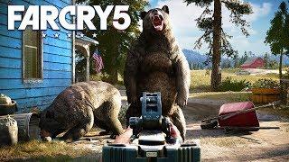 FAR CRY 5 WALKTHROUGH, PART 4! (Far Cry 5 Gameplay)