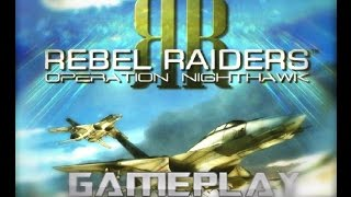 Rebel Raiders: Operation Nighthawk Gameplay Español 720p