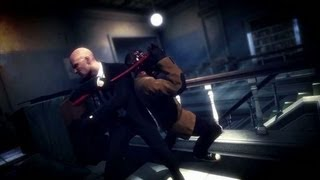 Hitman Absolution : Agent 47 trailer