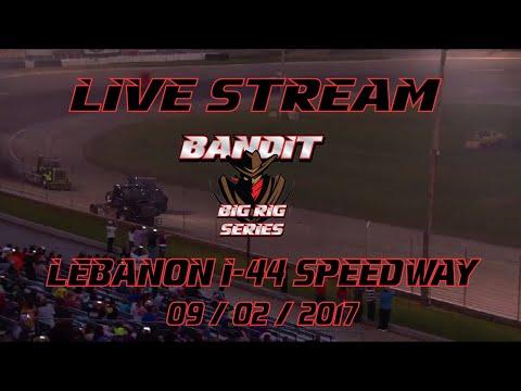 BanditTV Livestream - Lebanon I-44 Speedway - 9/2/17