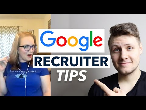 Software Engineering Job Tips From A Google Recruiter