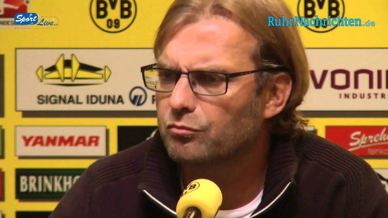 BVB Pressekonferenz vom 13. September 2012 vor dem Spiel Borussia Dortmund gegen Bayer 04 Leverkusen