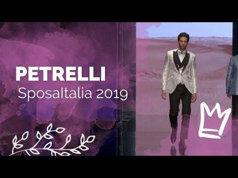 PETRELLI Abiti Di Sposo 2020 - Sfilata Sì Sposa Italia