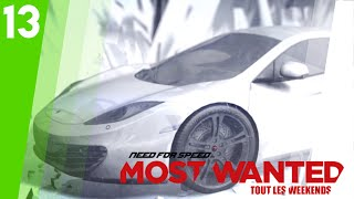 Need for Speed Most Wanted Let's Play #13