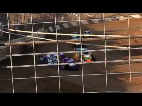 Path Valley Speedway April 6th, 2019 - Modifieds Heat #1
