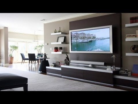 TV Cabinet Designs For Living Room India | TV Cabinet On Wall | Modern TV Unit Design Ideas