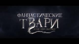 Фантастические твари и где они обитают трейлер 2016 на русском языке
