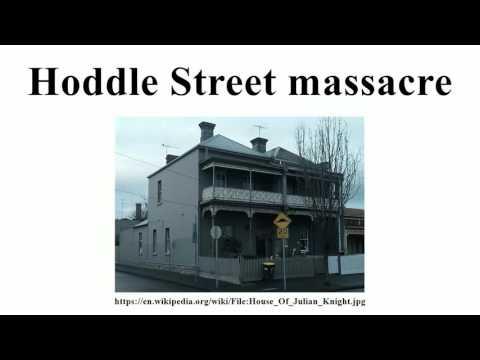 Hoddle Street massacre