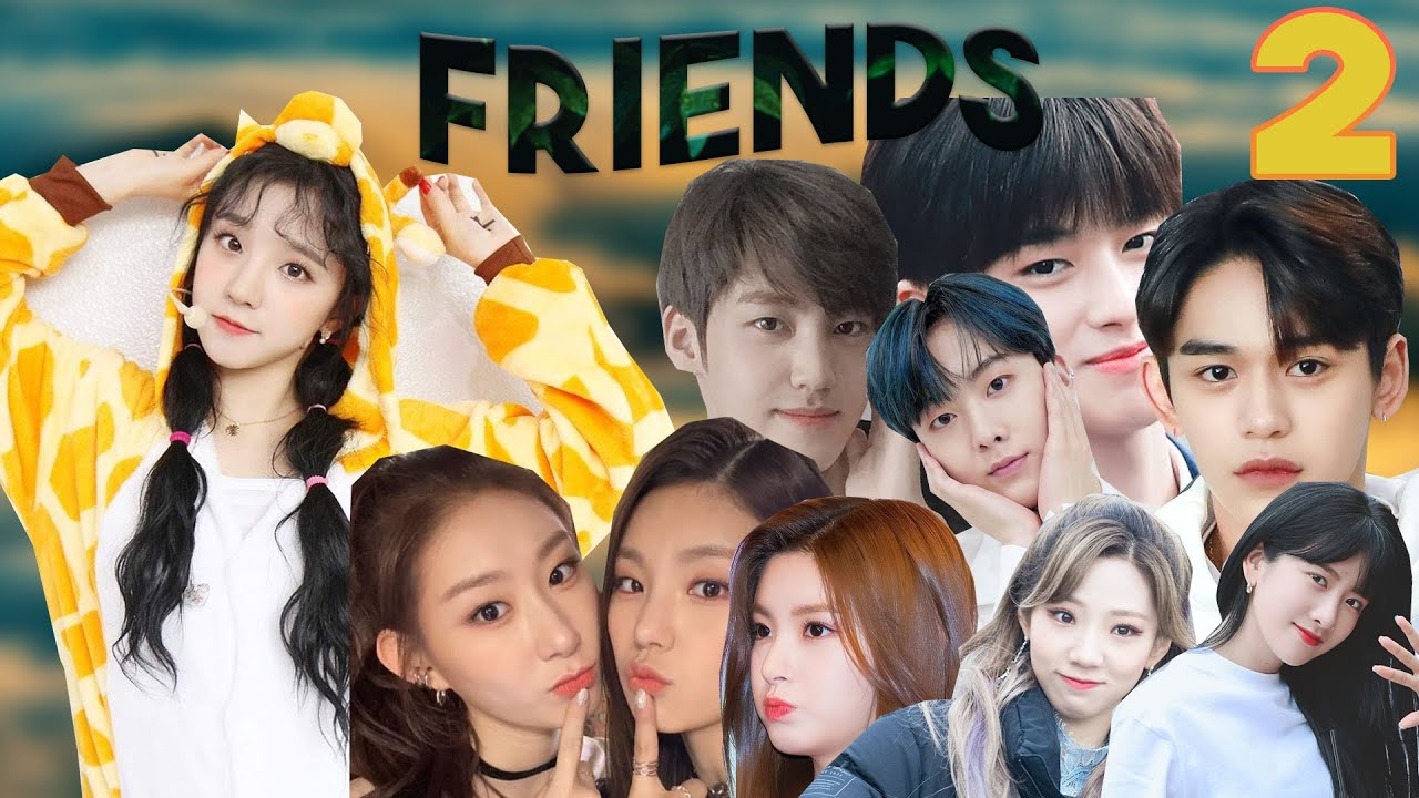 (G)I-DLE Yuqi and her idol friends (part 2)