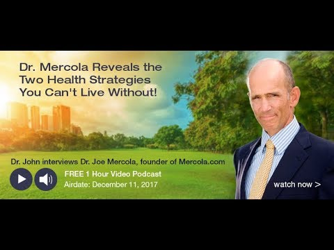 Dr. Mercola Reveals the Two Health Strategies You Can't Live Without | John Douillard's LifeSpa