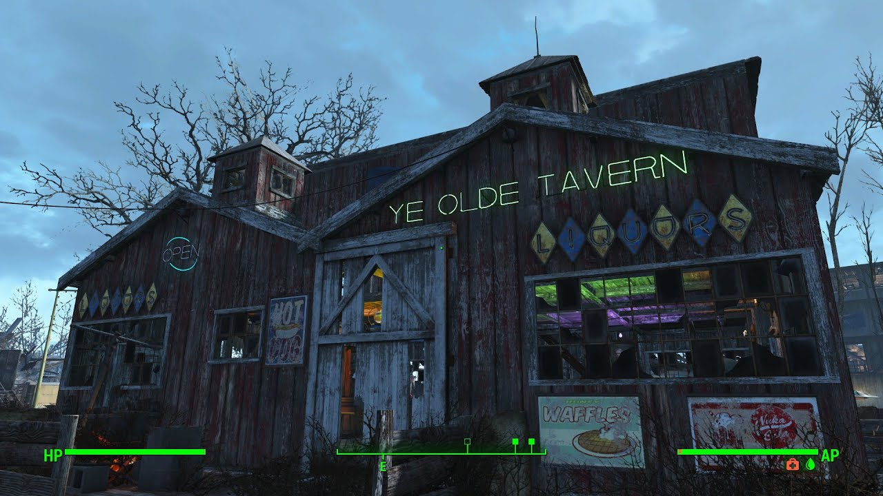 Fallout  Starting Builds