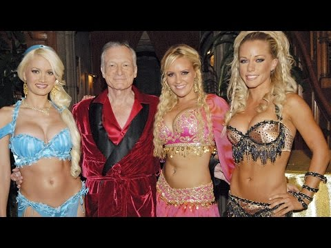 Playboy Mansion Sells For $200M, But Hugh Hefner's Not Moving