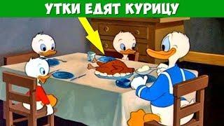20 примеров ОТСУТСТВИЯ ЛОГИКИ в мультфильмах