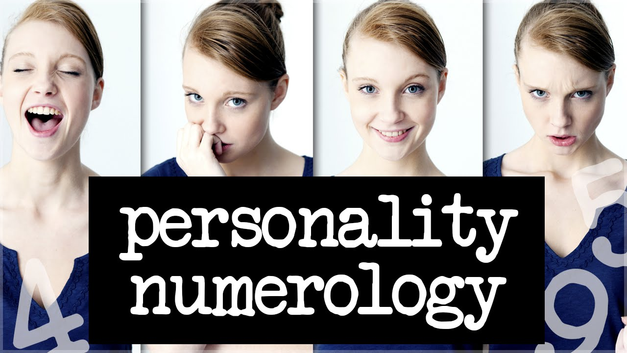 Personality Number Meanings 1-9 - Numerology Secrets