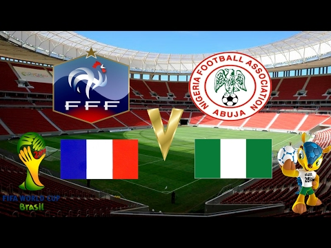 FRANCE 2-0 NIGERIA | FIFA WORLD CUP 2014 | POST MATCH REACTION
