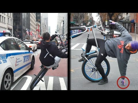 Riding Bicycles & Having Fun #Free6ix9ine