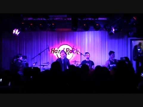 SIXTH SENSE - Live In HRC, KL - TAK BISA MEMILIHMU