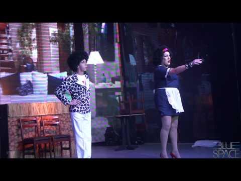 Blue Space Oficial - Valenttini Drag e Stefany Di Bourbon - 15/06/2013