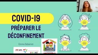 COVID-19 - Déconfinement = Tolérance des gestes barrières (port du masque)
