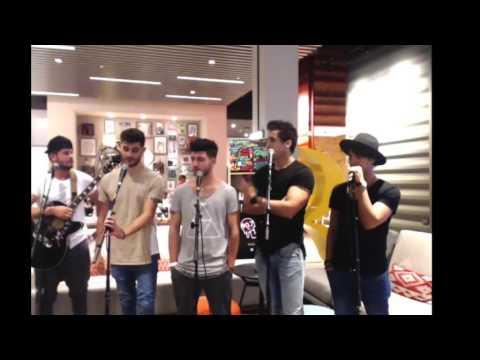 The 5 live mix fm dubai