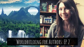 Worldbuilding For Authors: Episode 2 - Write, then Highlight