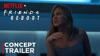 fRIENDS The Reboot : TV Movie Trailer (2020) Netflix Reunion - 25 Years Of Friends|Screen Alcoholics